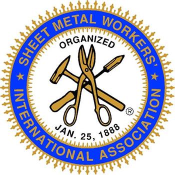 Sheet Metal Workers, Union, Wisconsin,Northeastern WI,Organized in 1888