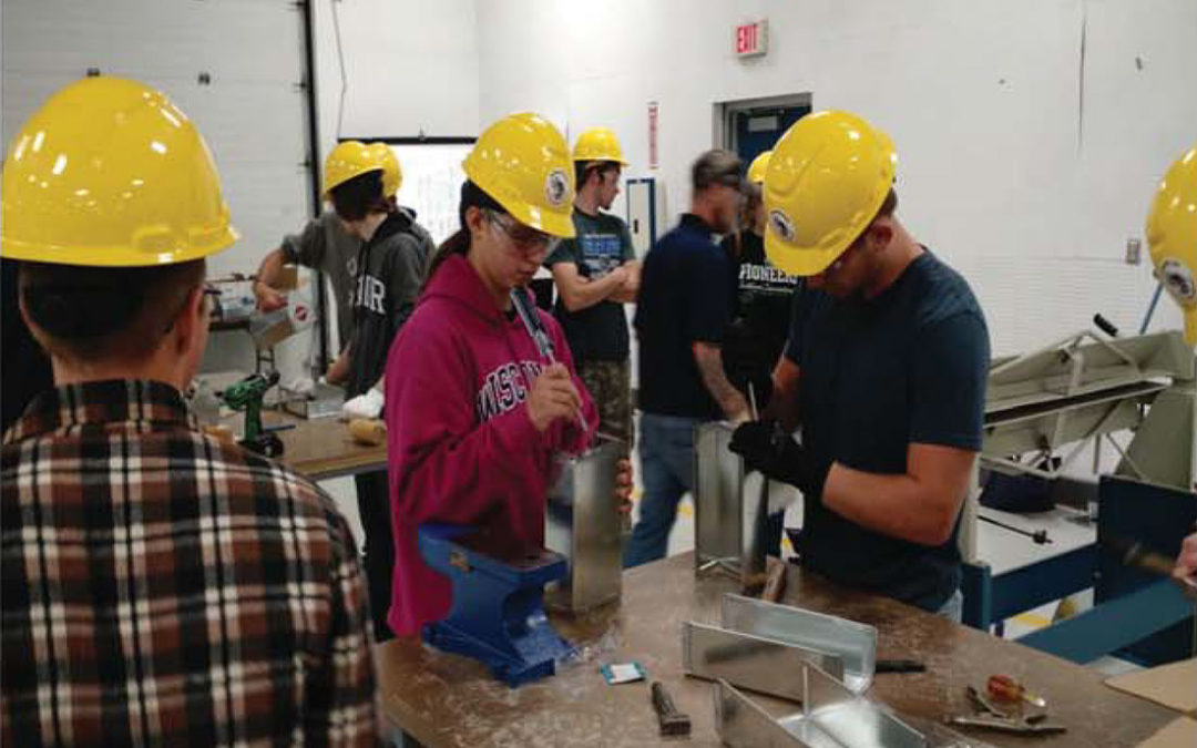 Annual Construction Trades Career Day Oct 9, 2019