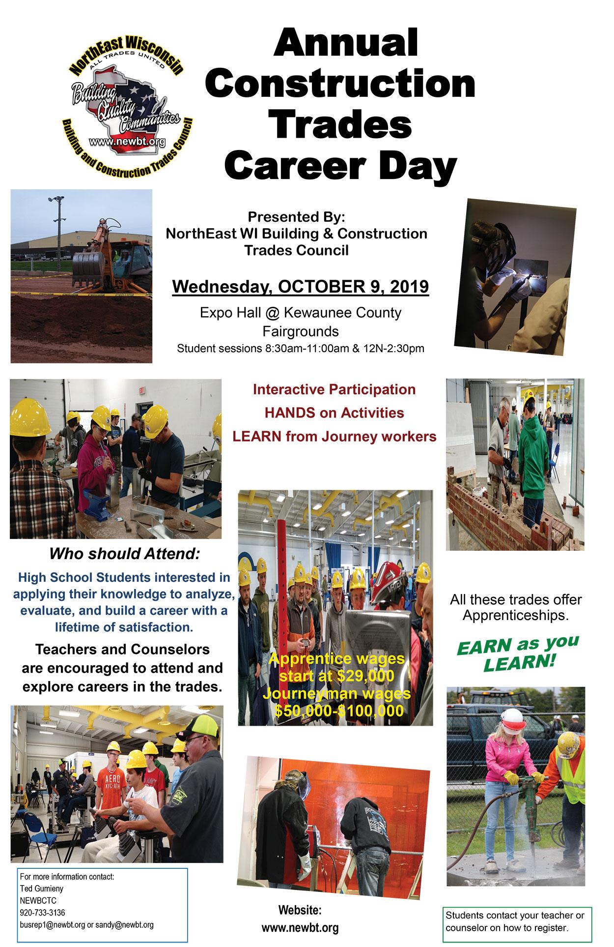 Apprenticeship in Wisconsin ~ The NorthEast Wisconsin